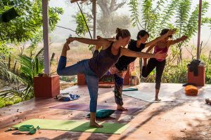 Green Yoga International