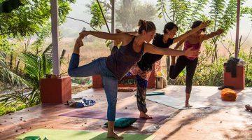 Green Yoga International