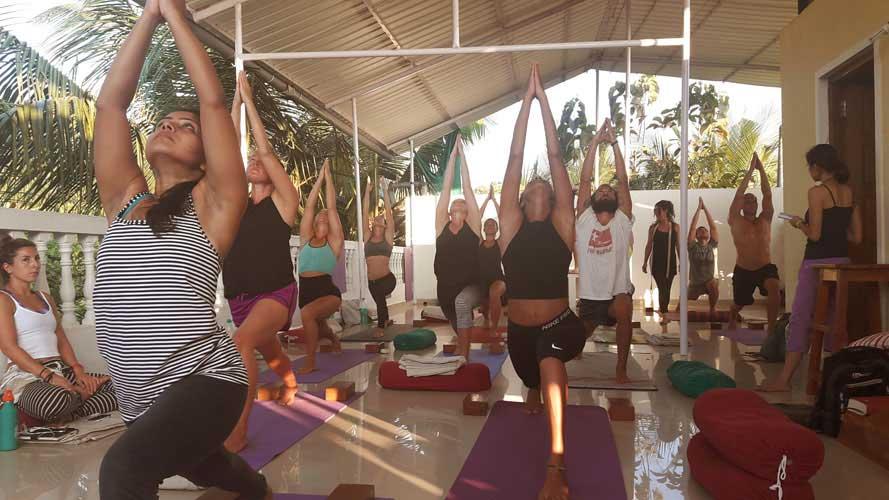 Yoga Holidays Goa