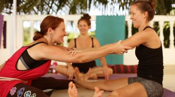 Yoga Holidays Goa