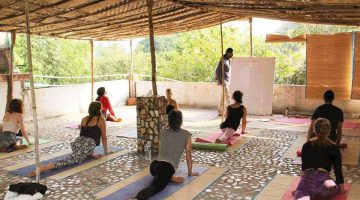 Yoga Nisarga - Teacher Training Goa