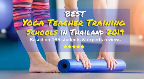 Top Yoga Teacher Training Centers in Thailand